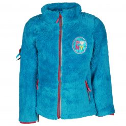 Equi Theme Artic kinder fleece blauw maat:104