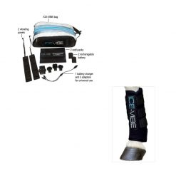 Horseware Ice Vibe Boots zwart maat:full