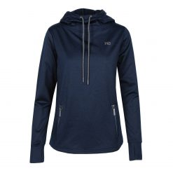 Horseware Technical Hood fleece donkerblauw maat:s