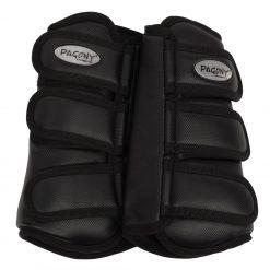 Pagony Dressage Boots voor zwart maat:full