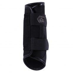 QHP QCross Kevlar A eventing beschermers zwart maat:xl
