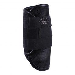 QHP QCross Kevlar V eventing beschermers zwart maat:xl