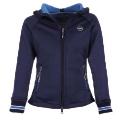 QHP Susy jr. sweat donkerblauw maat:176