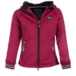 QHP Susy jr. sweat rood maat:164