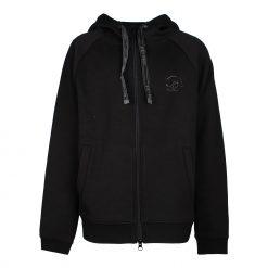Harrys Horse Liciano hoodie kinder techvest zwart maat:176
