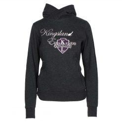 Kingsland Deanna sweater donkergrijs maat:l