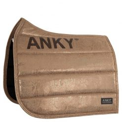 Anky Pad Suede Glitter Dressage